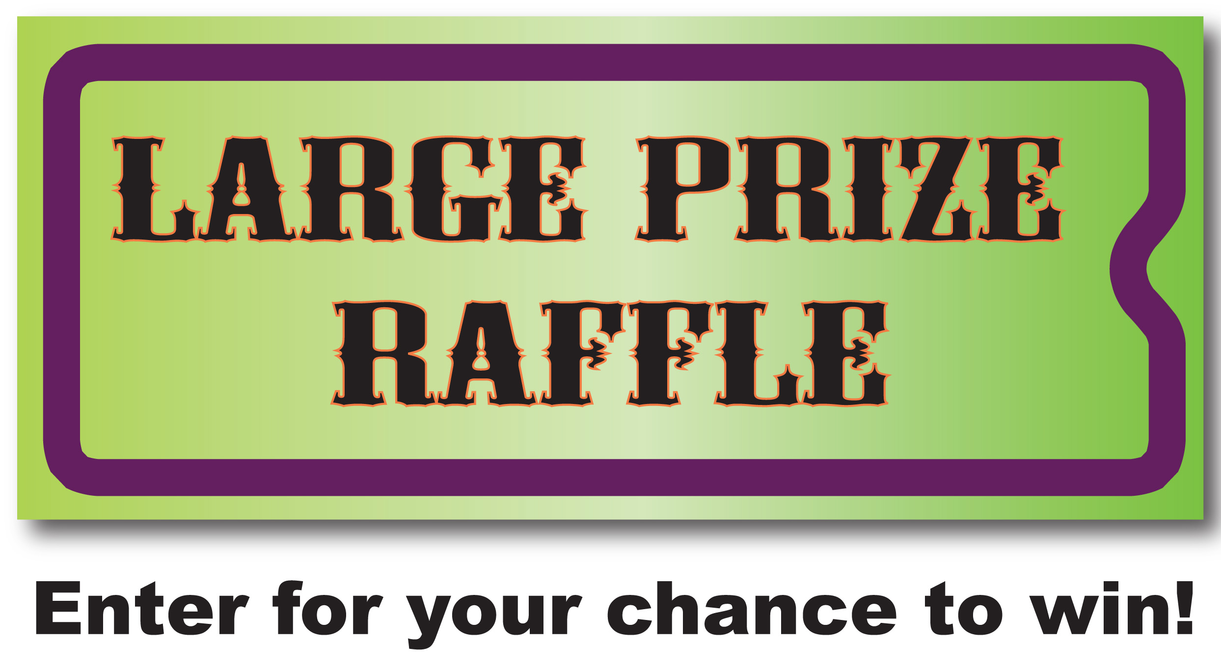 large prize raffle download